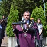 проф. Пламен Легкоступ - ректор на ВТУ