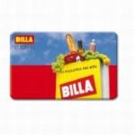 Клиентска карта за супермаркети Billa