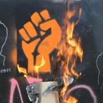 Една история за окупацията на ВТУ от Ранобудните студенти