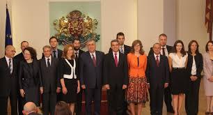 Съставът на служебното правителство с премиер проф. Георги Близнашки