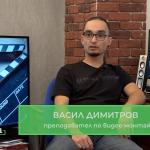 Безплатните програми за видео монтаж Filmora и Shotcut - БНТ - Натисни F1 - Васил Димитров