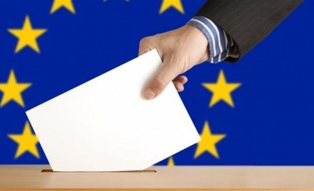 ГЕРБ победиха БСП на Изборите за европейски парламент 2014