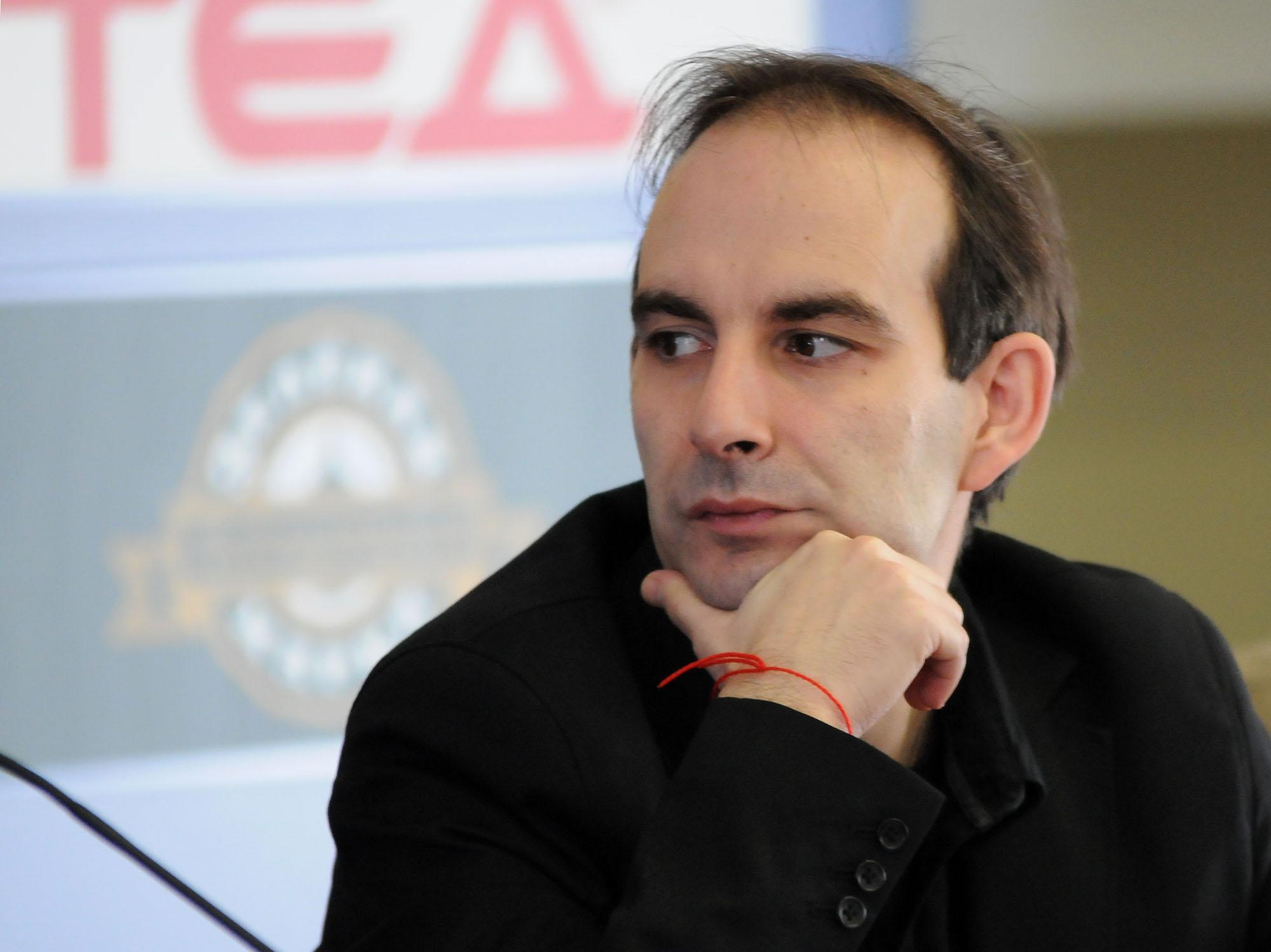 Журналистът и водещ на радиопредаването Деконструкция по БНР Петър Волгин